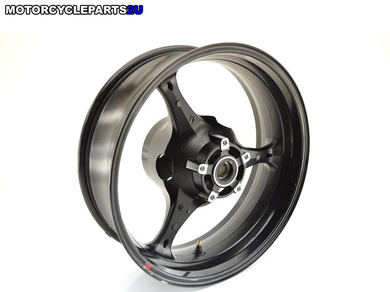 2007 Suzuki GSXR 750 Rear Wheel