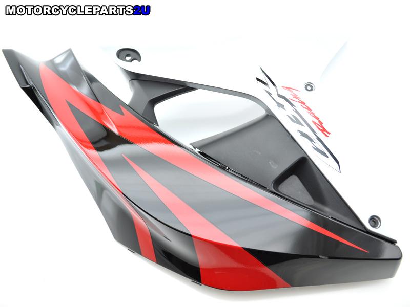 2007 Honda CBR600RR Red Silver Right Fairing