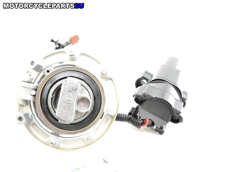 2007 Honda CBR1000RR Lock Set