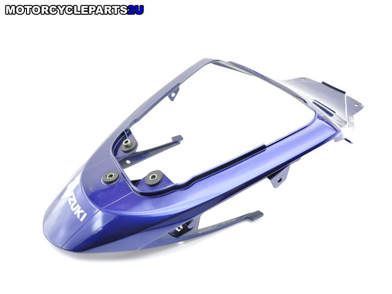 2006 Suzuki GSX-R1000 Blue Rear Tail Fairing