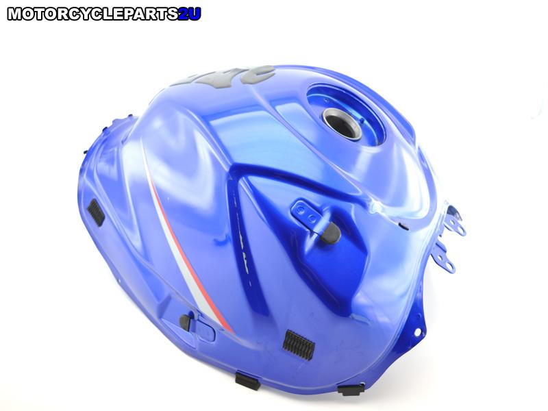 2007 Suzuki GSX-R1000 Blue Gas tank