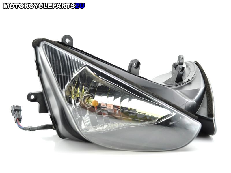 2006 Kawasaki ZX636 Headlight