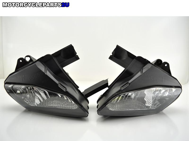 2006 Yamaha YZF-R6R Headlight