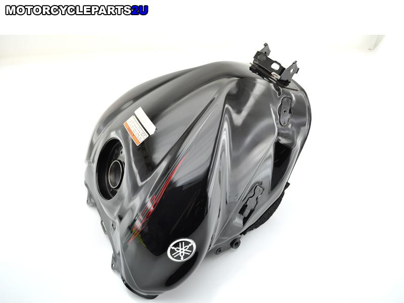 2006 Yamaha YZF-R6R Black Gas Tank