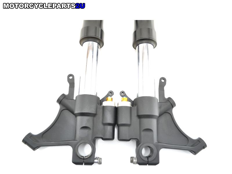 2006 Yamaha YZF-R6R Forks