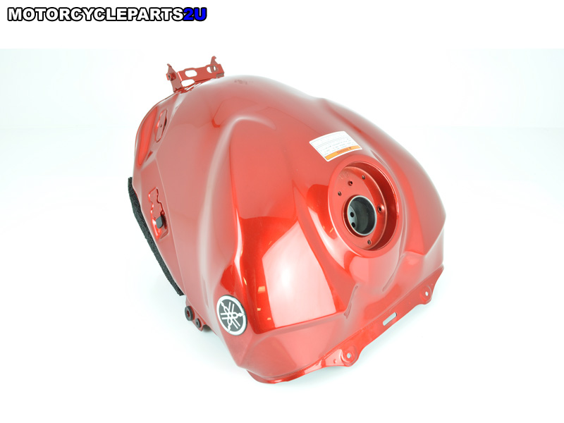 2008 Yamaha YZF-R1 Candy Red Gas Tank