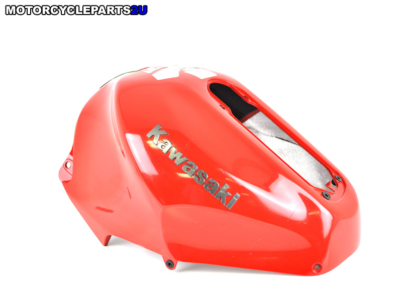 2002 Kawasaki ZX12R Red Gas Tank Cover