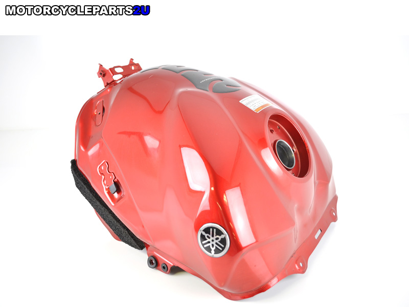 2007 Yamaha YZF-R1 Candy Red Gas Tank