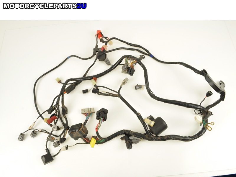 2006 2007 Honda Cbr1000rr Wire Harness Used Oem