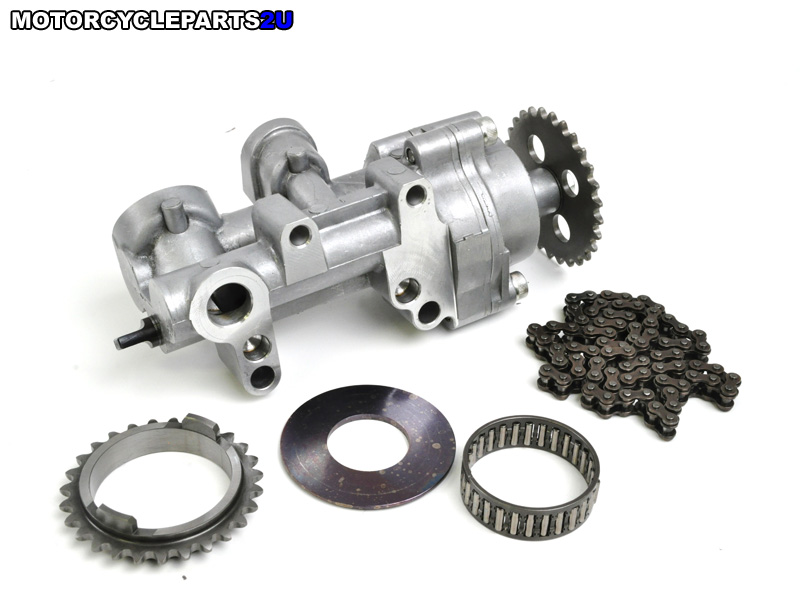 2008 Suzuki GSX-R600 Oil Pump