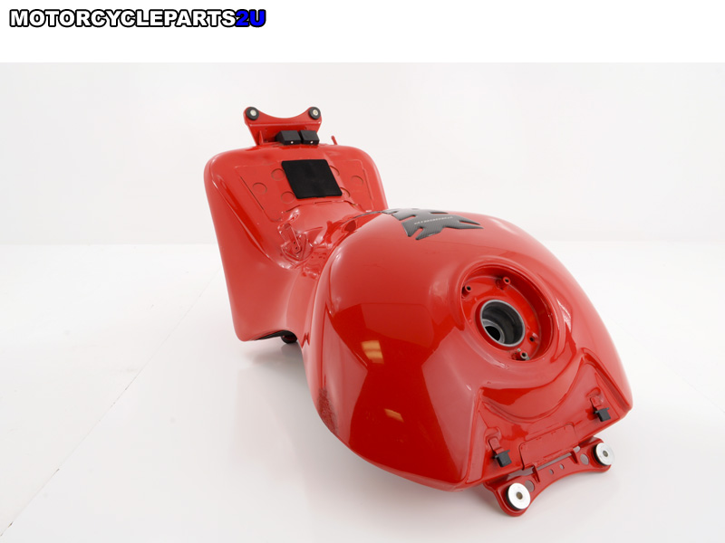 Red 2006 Kawasaki Ninja ZX14 Gas Tank