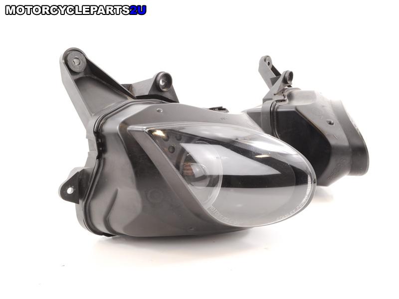 2007 Kawasaki ZX6R Headlight