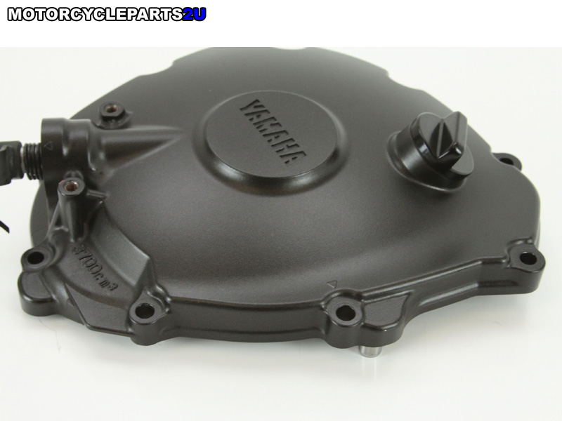 09 11 yzf r1 clutch cover used 14b 15421 00 00 ebay for Yamaha r1 oem parts