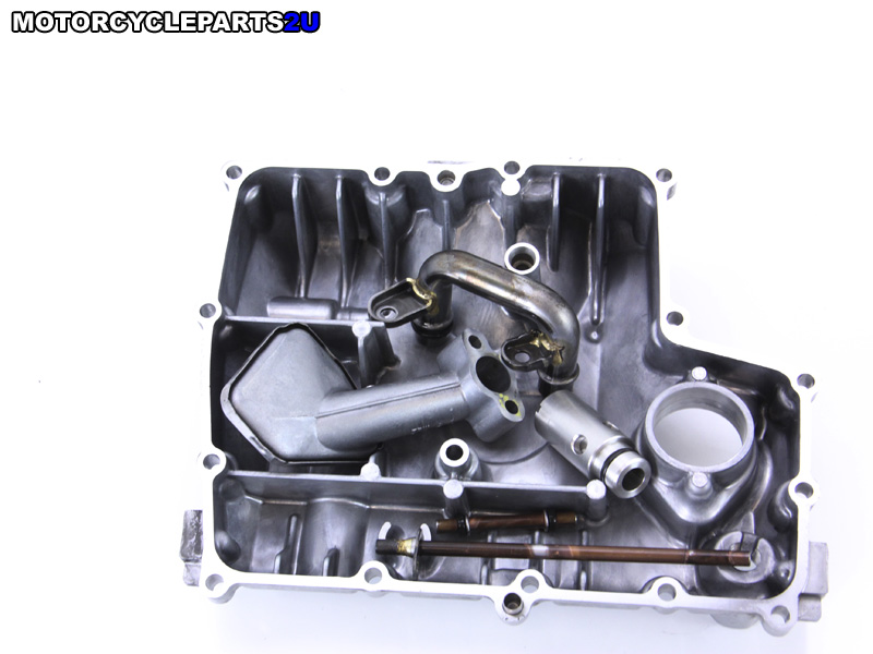 02 03 yzf r1 oil pan used 5pw 14602 01 00 ebay for Yamaha r1 oem parts
