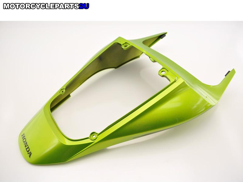 2009 Honda CBR600RR Bright Green Metallic Rear Tail Fairing