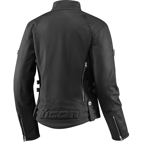 Icon Womens Hella Leather Jacket