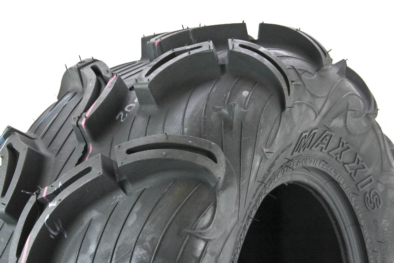 Details about Maxxis MU02 Zilla Rear Tire 25x10-12 (6 Ply) TM00440100