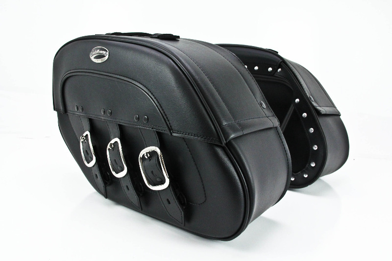 Saddlemen S4 Rigid-Mount Specific-Fit Quick-Disconnect Drifter Saddlebags