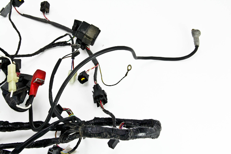 2007 kawasaki zzr 600 wire harness