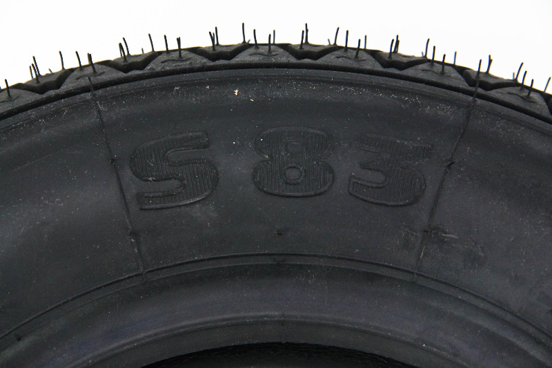 Yamaha Zuma Rear Tire Size