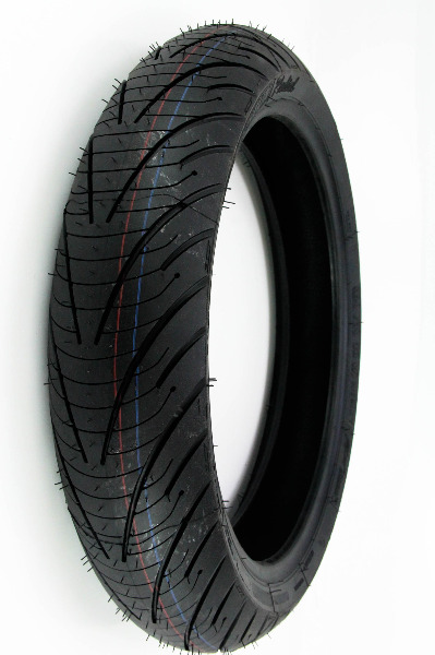 michelin pilot road 3 front tire 120 60zr 17 tl 55w 36108 ebay. Black Bedroom Furniture Sets. Home Design Ideas