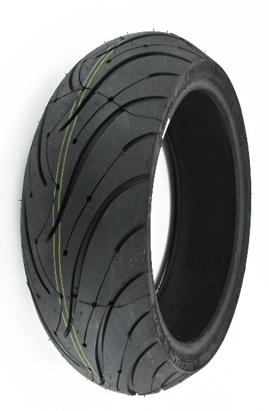 michelin pilot road 3 rear tire 190 50zr 17 tl 73w 46235 ebay. Black Bedroom Furniture Sets. Home Design Ideas
