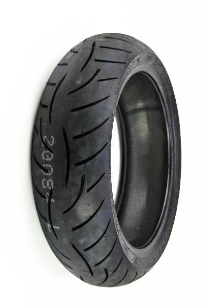 metzeler roadtec z8 interact rear tire 190 55zr 17 tl 75w 2058200 ebay. Black Bedroom Furniture Sets. Home Design Ideas