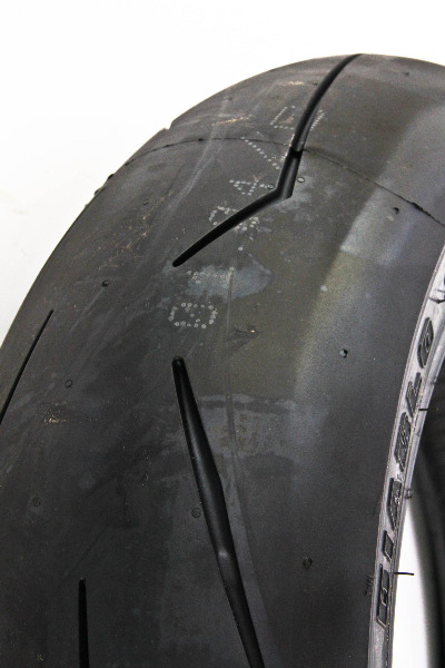 pirelli diablo supercorsa sp v2 rear tire 180 60r 17 tl 75w 2321700 ebay. Black Bedroom Furniture Sets. Home Design Ideas