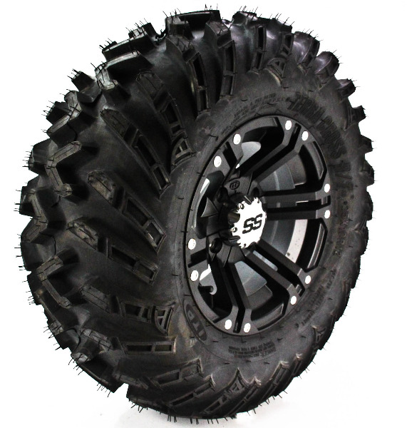 ITP Terracross R T XD SS212 Wheel Kit Rear Tire 25x10 12