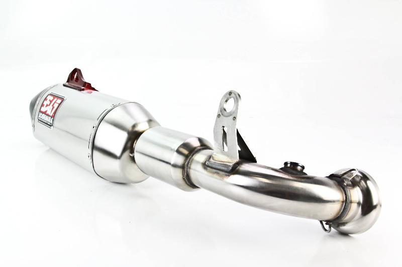 Yoshimura Rs 4 Signature Slip On Stainless W Carbon Fiber End Cap 399002d520