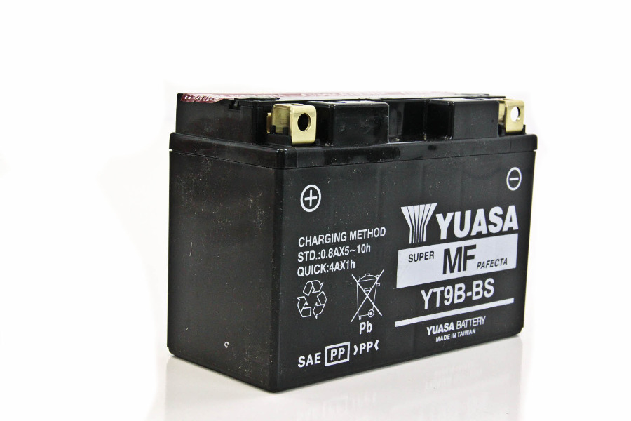 What Battery Fit A  Yamaha Rapter