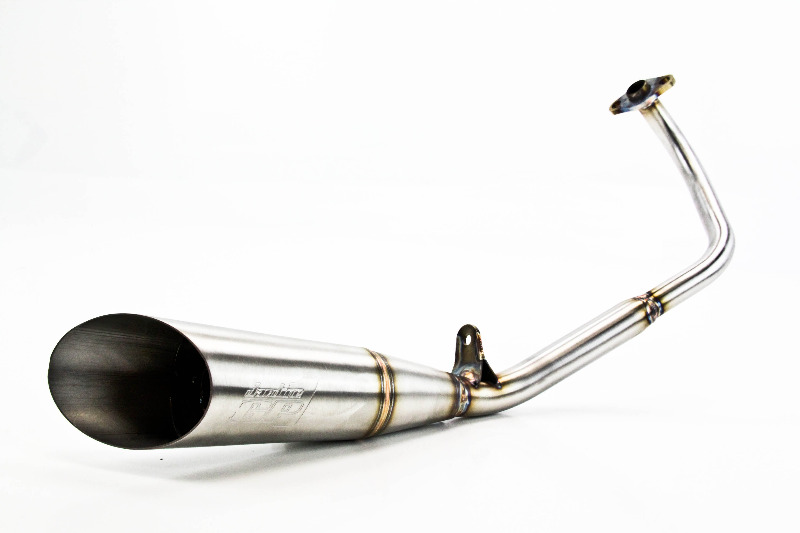 05 12 honda nps50s ruckus jardine gp1 aluminum exhaust for Jardine exhaust