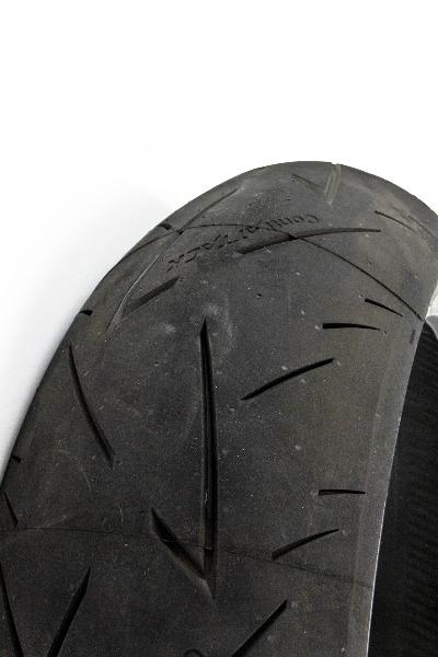 continental conti sport attack 2 rear tire 150 60zr 17 tl. Black Bedroom Furniture Sets. Home Design Ideas