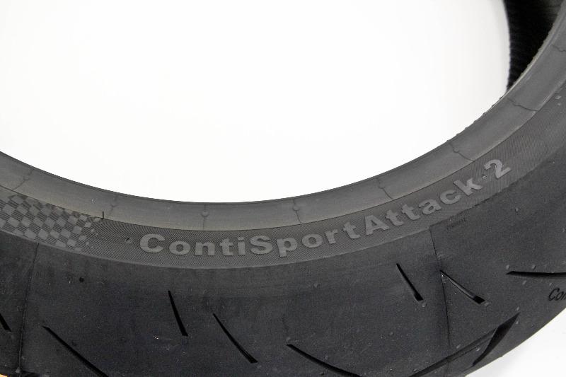 Continental Touring Tire Belt