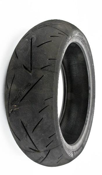 continental conti sport attack rear tire 190 50zr 17 73w. Black Bedroom Furniture Sets. Home Design Ideas