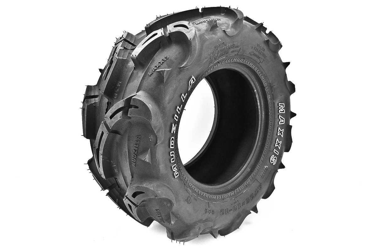 Details about Maxxis M966 Mudzilla Rear Tire 28x12-12 (6 Ply)