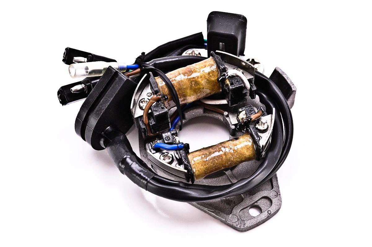 86 cr500r / 86-88 cr250r electrosport industries ignition ... honda cr500 wiring harness honda 350 wiring harness
