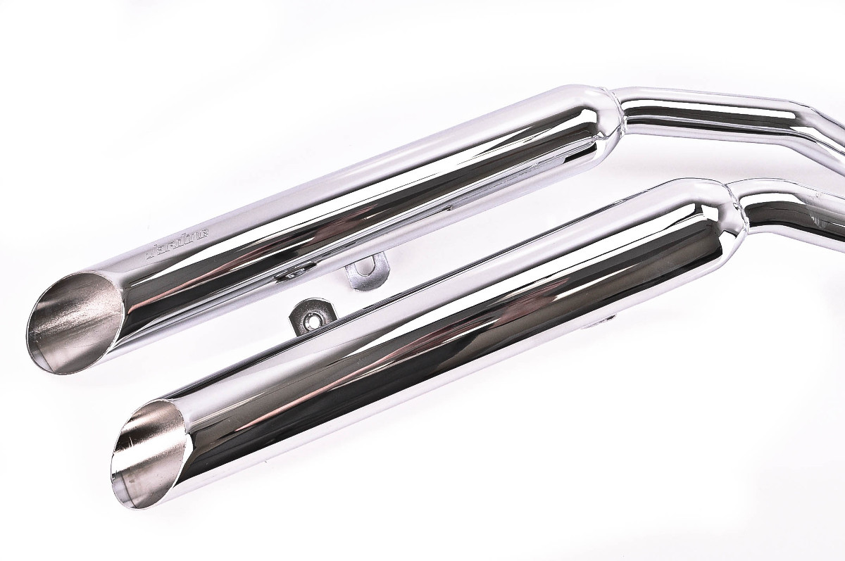 85 87 96 09 cmx250c rebel jardine rumblers chrome exhaust for Jardine exhaust