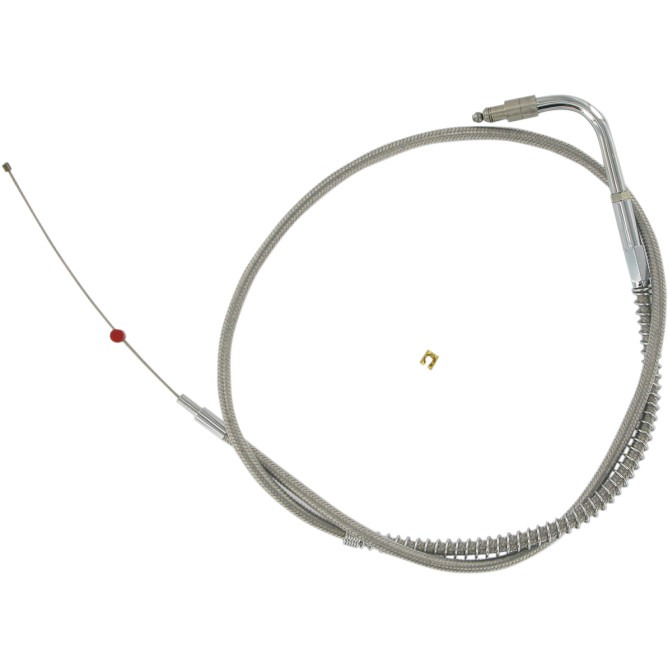 Barnett Stainless Steel Throttle Cable 35 5 Quot 4 Quot 90