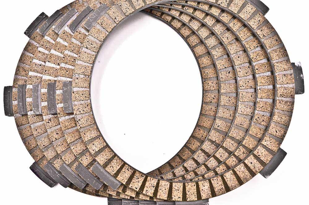 Friction Disc Material : Kg clutch kevlar friction plate kit hpk ebay