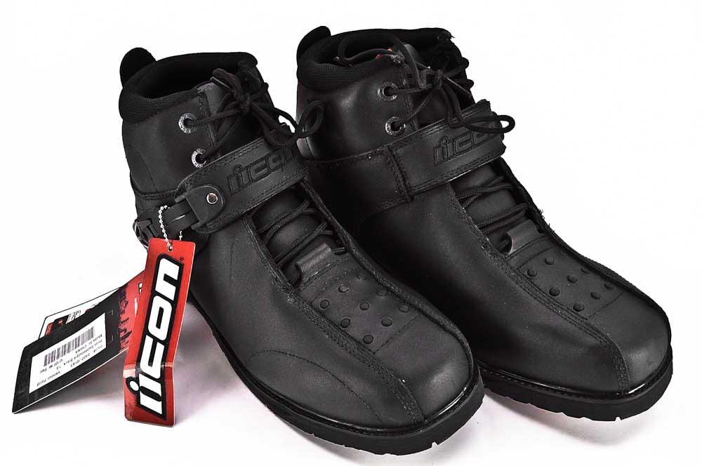 Icon Superduty 4 Boots Motorcycleparts2u