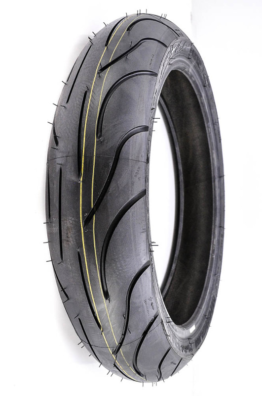 michelin pilot power 2ct front tire 120 70zr 17 tl 58w. Black Bedroom Furniture Sets. Home Design Ideas