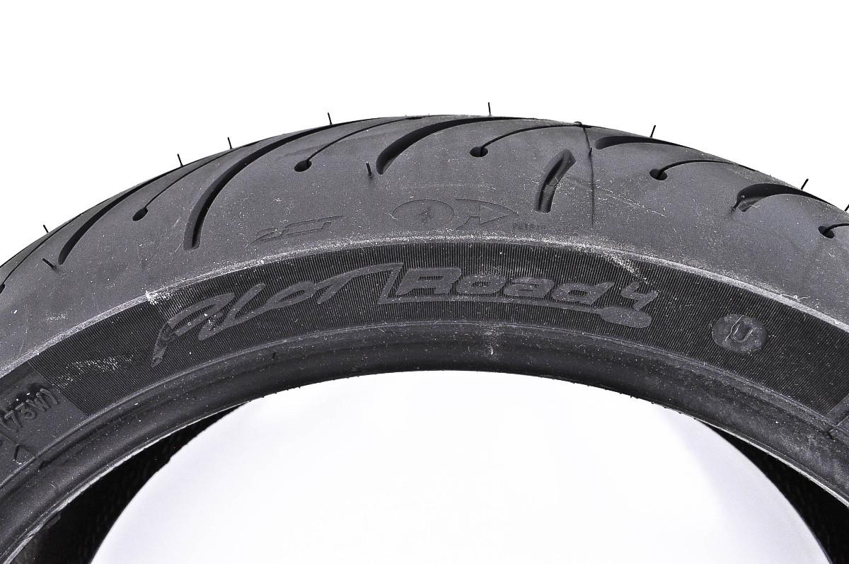 michelin pilot road 4 rear tire 150 70zr 17 tl 69w 05600. Black Bedroom Furniture Sets. Home Design Ideas