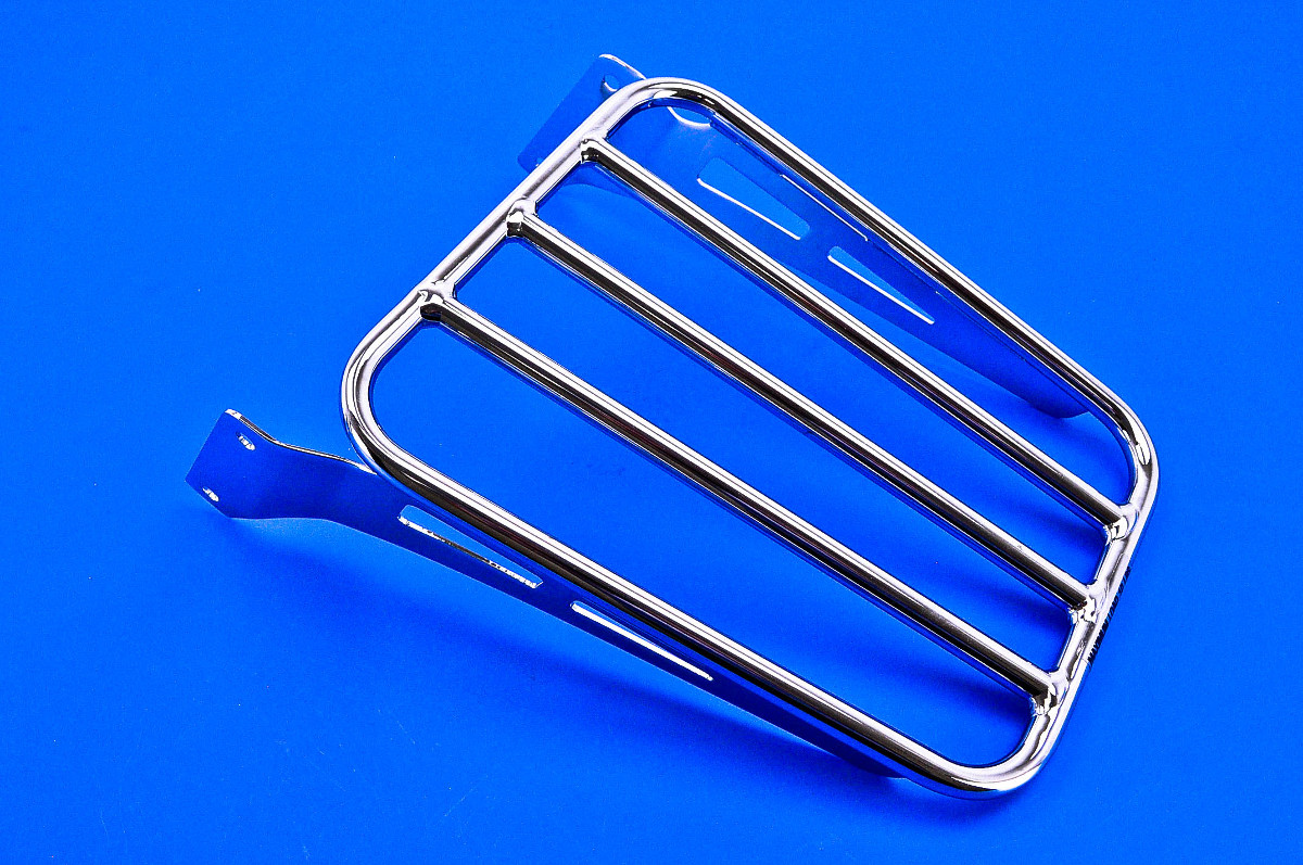 Cobra Tubular Luggage Rack Motorcycleparts2u