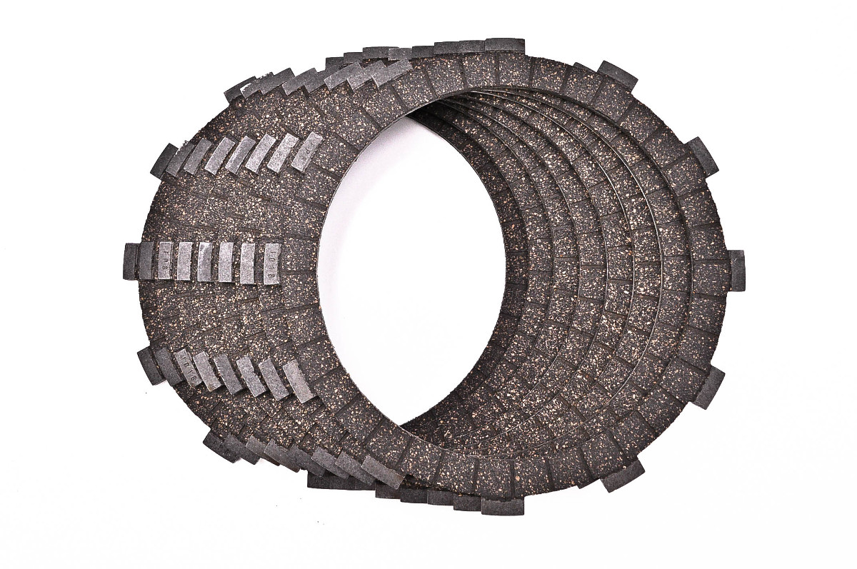 Friction Disc Material : Kg clutch pro series friction plate kit ebay