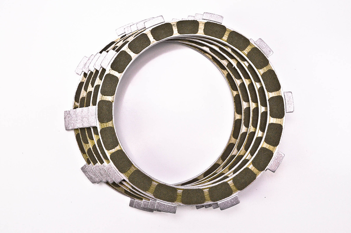 Steel Clutch Plate : Honda sl barnett friction and steel clutch plates