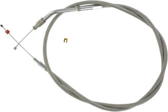 Barnett Stainless Steel Throttle Cable 33