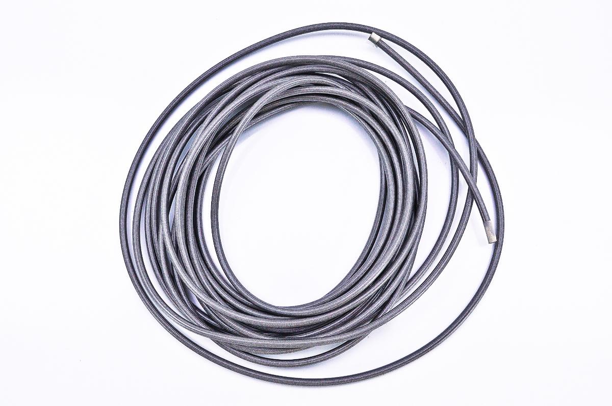 Goodridge Brake Lines Stainless Steel : Goodridge sniper ii brake line ft stainless steel mtb