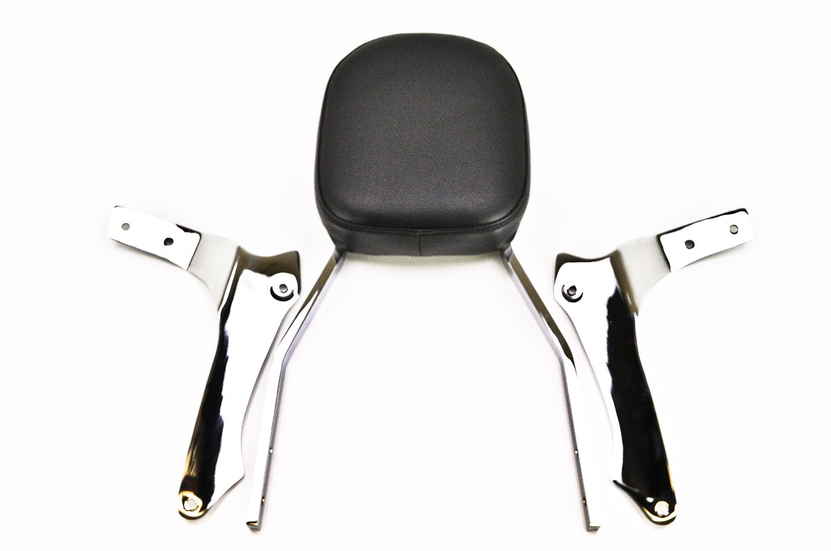 Cobra Square 17 Quot Standard Sissy Bar With Pad