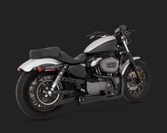 Vance & Hines Competition Series 2-into-1 Full Exhaust